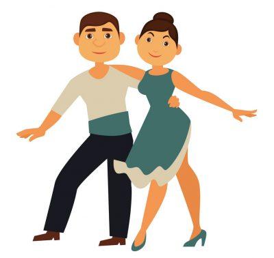 ダンススタイル 踊ることを