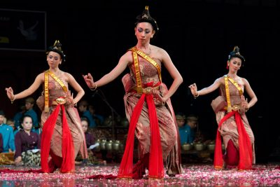 社交ダンス:ジャワダンスについて